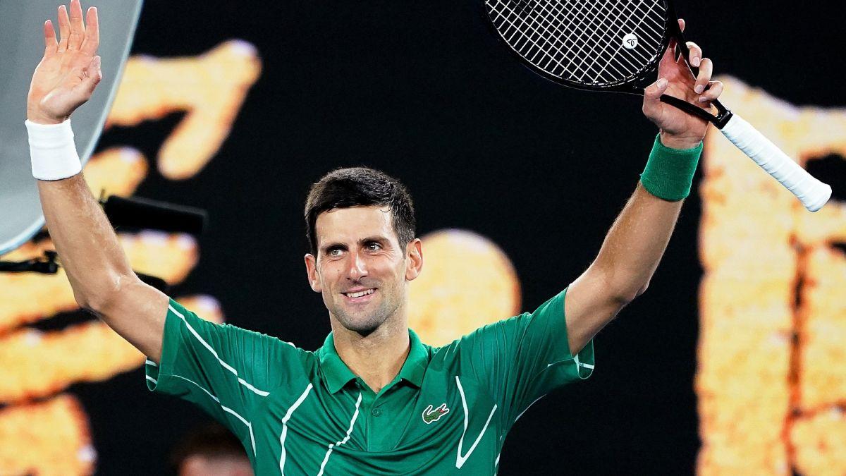 Serena, Federer y Djokovic cumplen y ya están en la segunda ronda del Australia Open