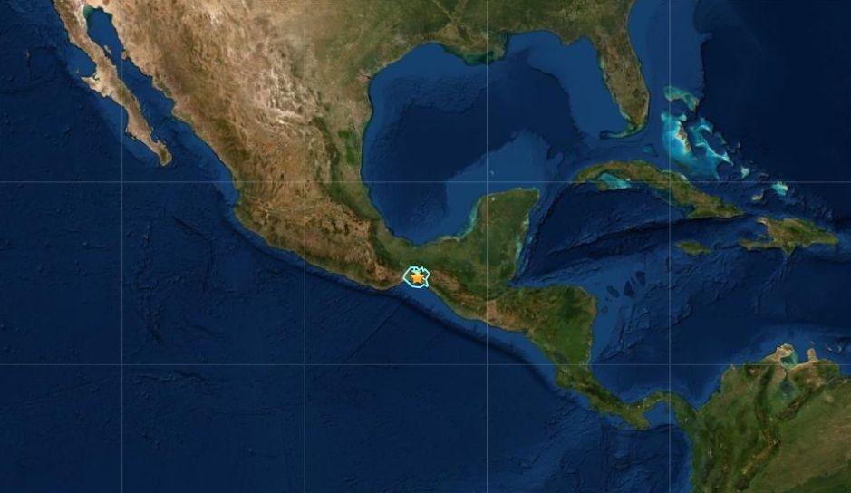 Sismo de magnitud 5.8 sacude a Oaxaca
