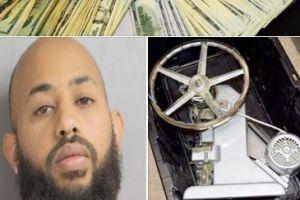 Este narco de Texas presuntamente obligaba a su hija de 13 años a vender Xanax y Ecstasy