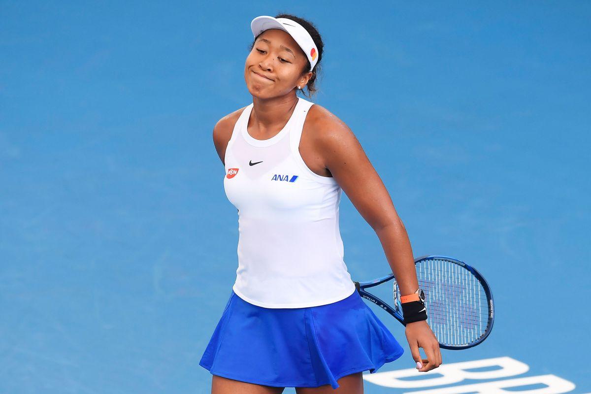 Naomi Osaka, campeona del Abierto de Australia.