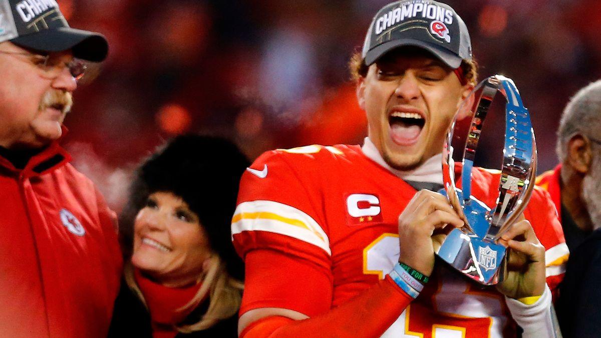 Chiefs llegan al Super Bowl gracias a 'Chuck Mala Suerte'