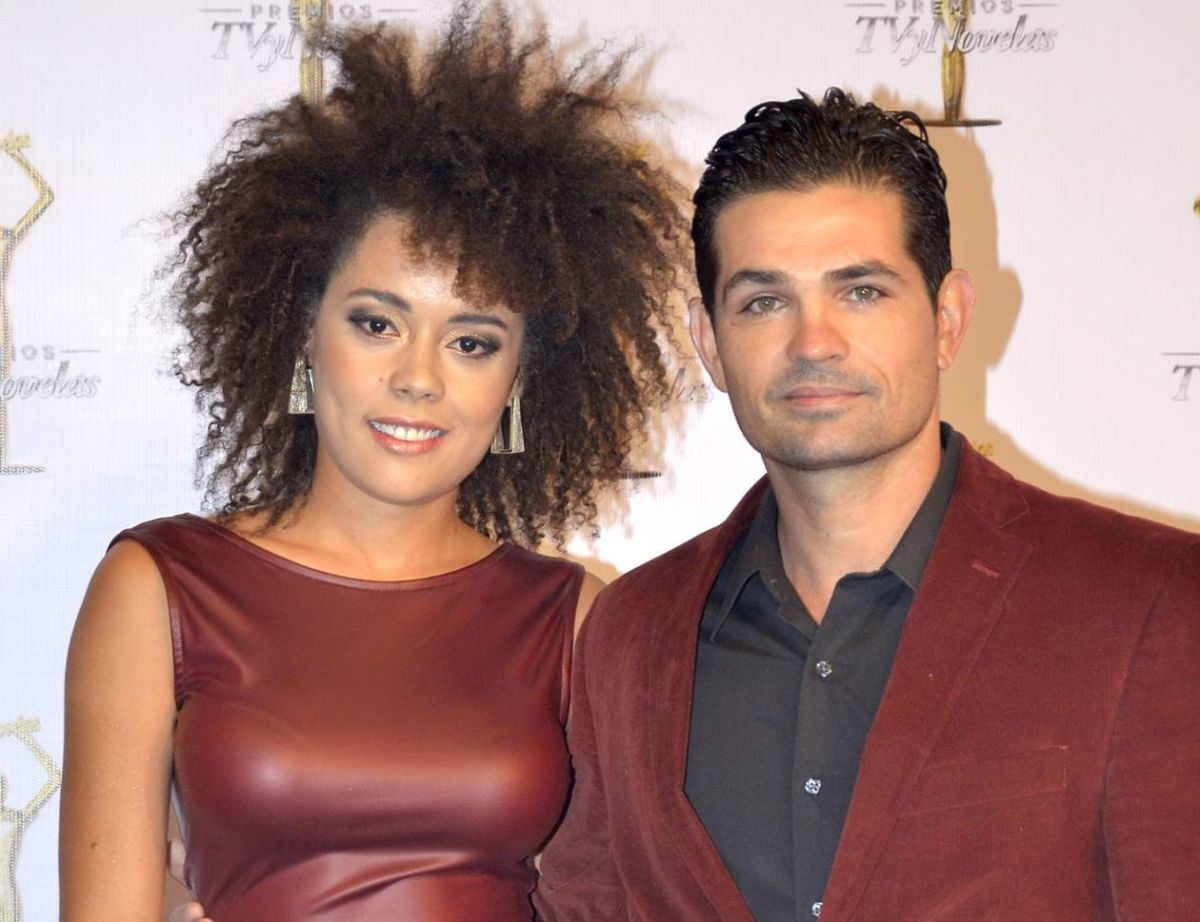 Ferdinando Valencia y Brenda Kellerman.