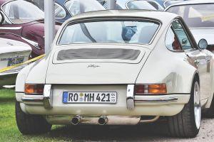 El controvertido Porsche 356 RSR de Rod Emory y MOMO será subastado en agosto