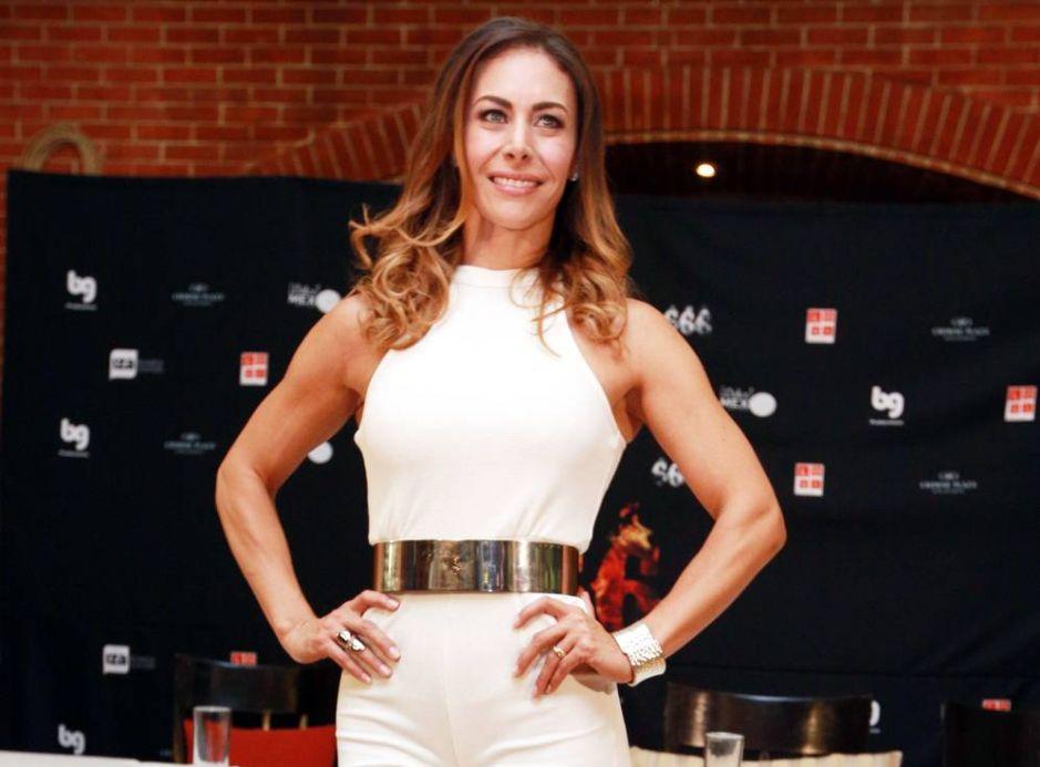 Vanessa Guzmán presume cuerpo de infarto desde el gimnasio