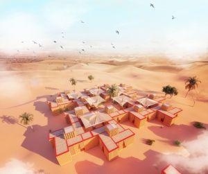 House Challenge 2019: cómo sería la mejor casa construida en el desierto