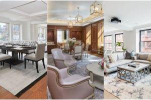 10 departamentos de súper lujo que se alquilan en Nueva York