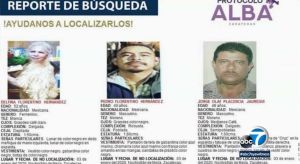 Caso de californianos desaparecidos en México: su hija sólo tiene un mensaje