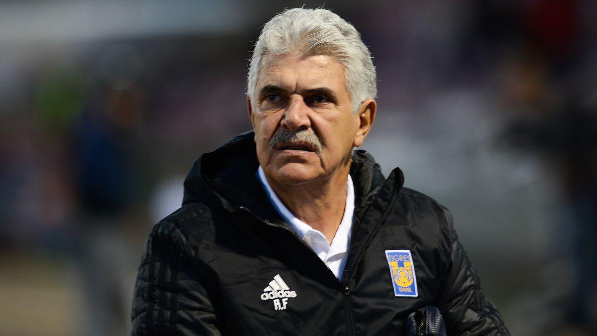 Tuca Ferretti opina que su salida de Tigres se propició por gente negativa