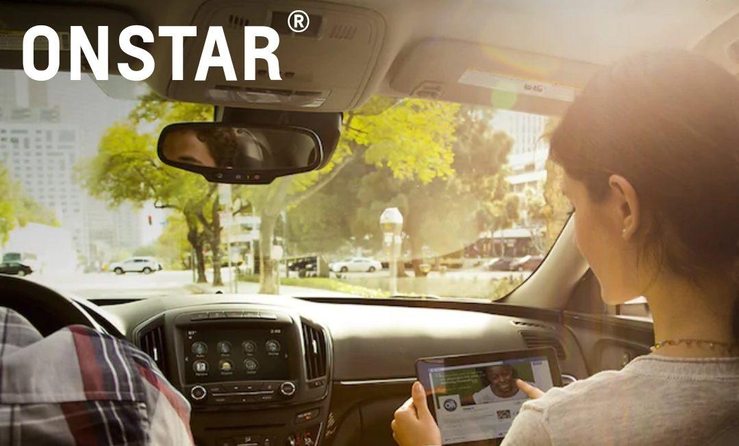 OnStar General Motors Crédito: Cortesía Chevrolet