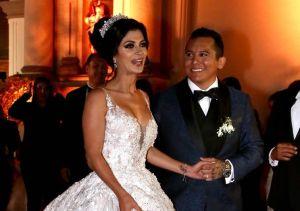Edwin Luna revela cómo inició su relación con Kimberly Flores