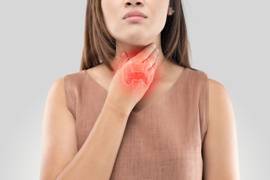 ¿Cómo la tiroides influye en nuestra capacidad para perder peso?