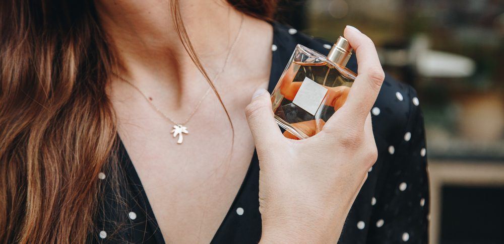 Perfumes de aroma suave para mujeres delicadas, tranquilas, y sencillas