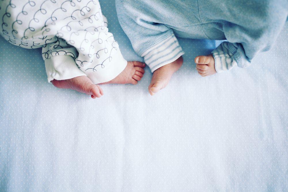 El primer parto de Alexzandria Wolliston fue en marzo.