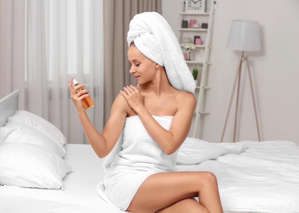 3 aceites corporales hidratantes para tener una piel suave y nutrida