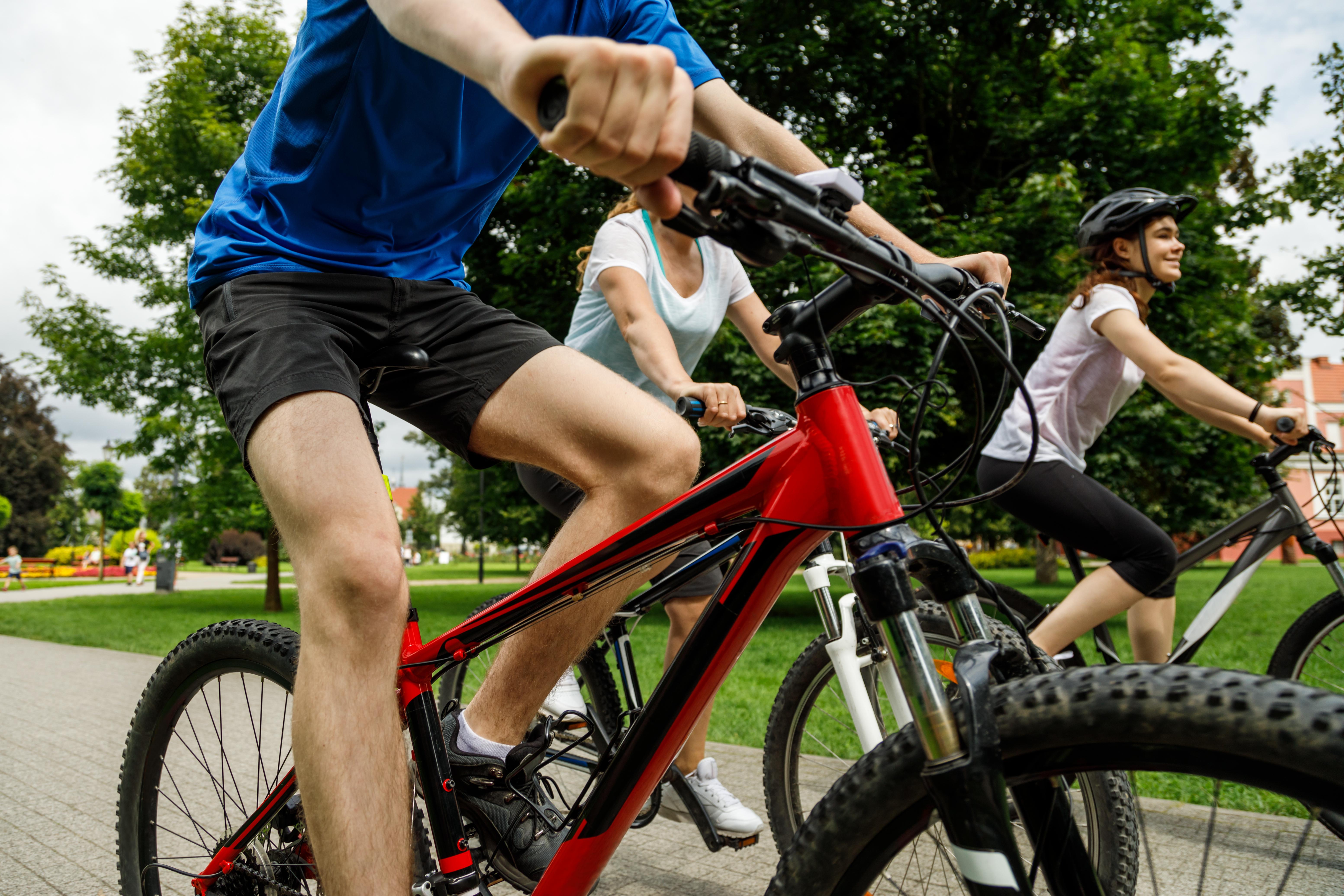 bicicleta ejercicio
