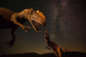 Google trae al mundo a enormes dinosaurios en realidad aumentada