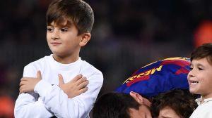 De tal palo, tal astilla: Los hijos de las grandes estrellas del fútbol que ya siguen los pasos de sus padres