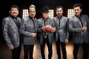 Los Tigres del Norte ya están listos para abrir el Super Bowl LIV