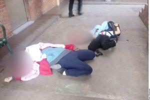 Estudiante de Torreón disparó en nueve ocasiones con dos armas