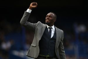 Usain Bolt se convierte en papá por primera vez