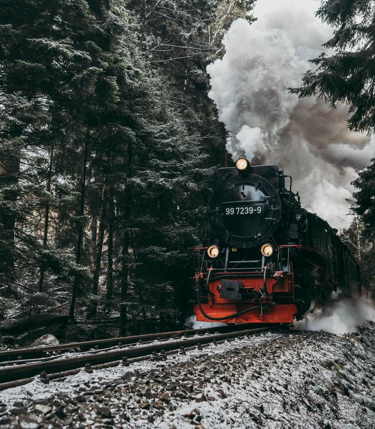 Por qué viajar en tren es más caro / Créditos: Fotógrafo Patrick Laszio vía Unsplash