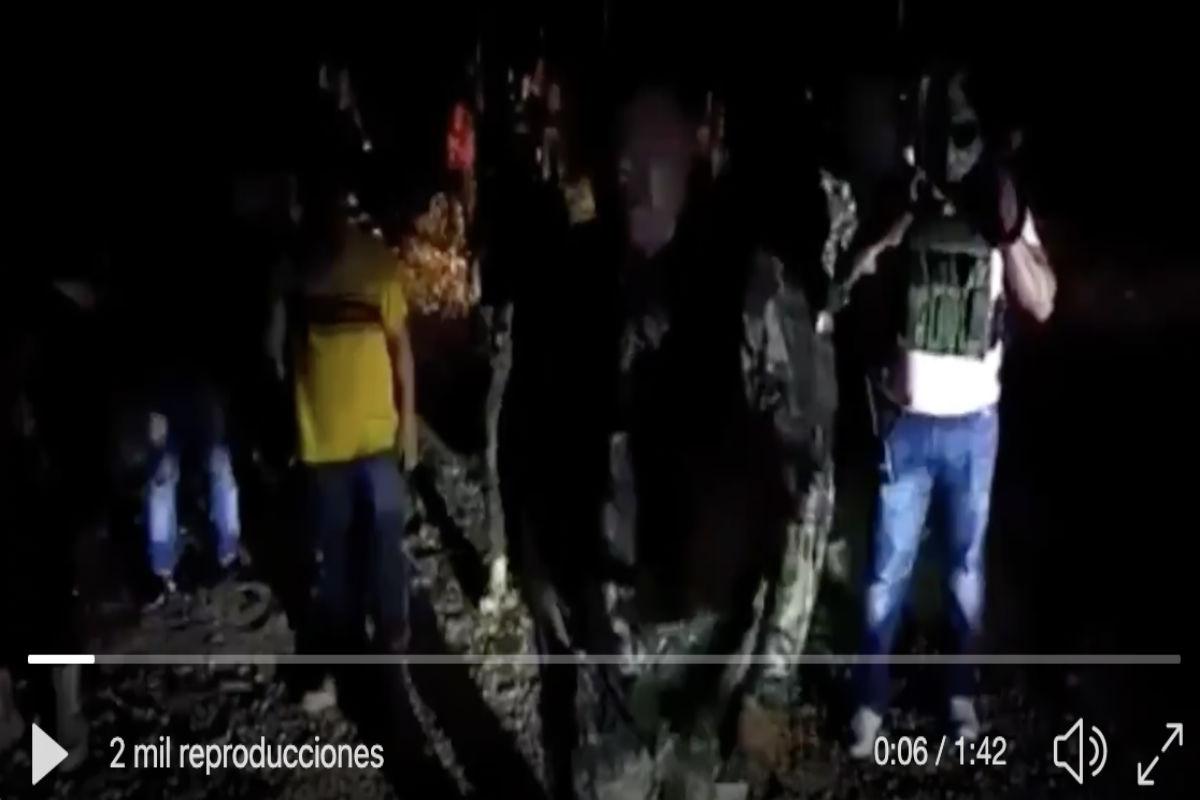 VIDEO: Los Tequileros se alían con el CJNG y lanzan advertencia vs la Familia Michoacana