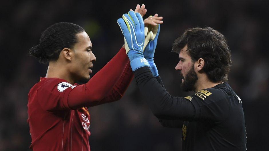 Liverpool domina el 11 ideal de la UEFA de 2019, pero hay espacio para Messi  y CR7