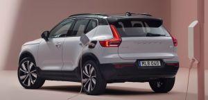 Este es el nuevo auto eléctrico de Volvo, ¡conócelo!
