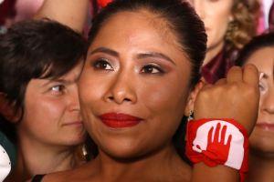 Yalitza Aparicio cae en la 'trampa' de libro polémico 'American Dirt'