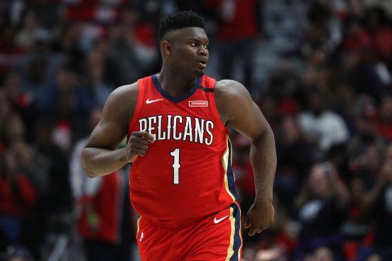 Zion Williamson debutó de forma espectacular en la NBA.