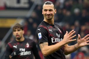 El efecto Zlatan no funcionó, Milán empata sin goles