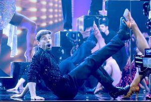 Mira porqué está tan sorprendido Adrián Lastra de ser finalista de 'Mira Quién Baila'