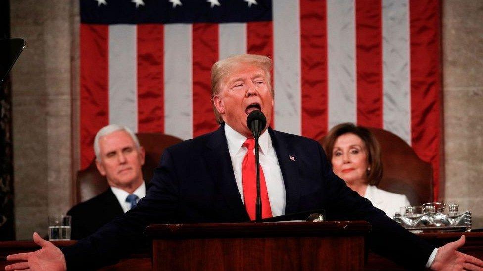 Trump en el Estado de la Unión: verdades, medias verdades y mentiras del boom económico