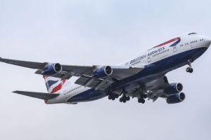 Tormenta Ciara ayuda a avión a batir un récord de velocidad en vuelo Nueva York-Londres