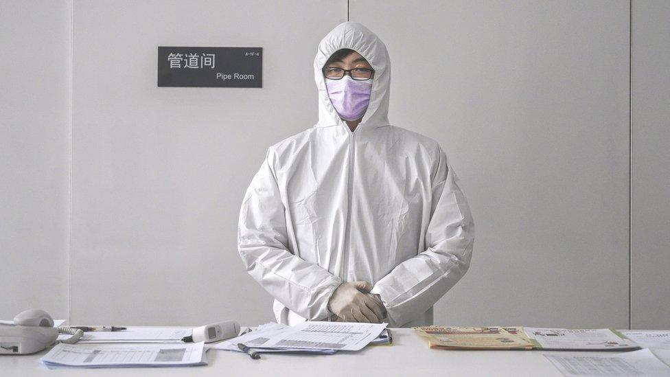 Más de 40,000 casos de contagio se han confirmado en China continental.