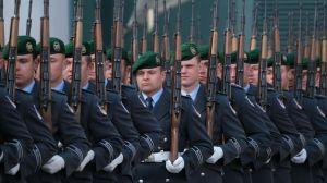 Qué significa que el gasto militar esté aumentando en un mundo tan inestable