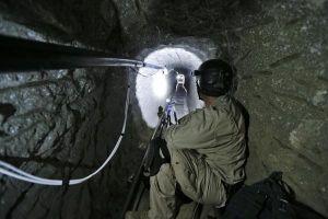 'El señor de los túneles' llega a  la corte