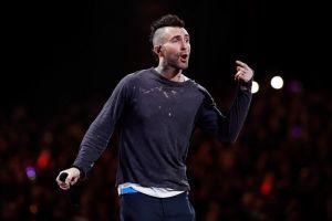 Adam Levine pide disculpas a Viña del Mal por su mala actitud en el festival