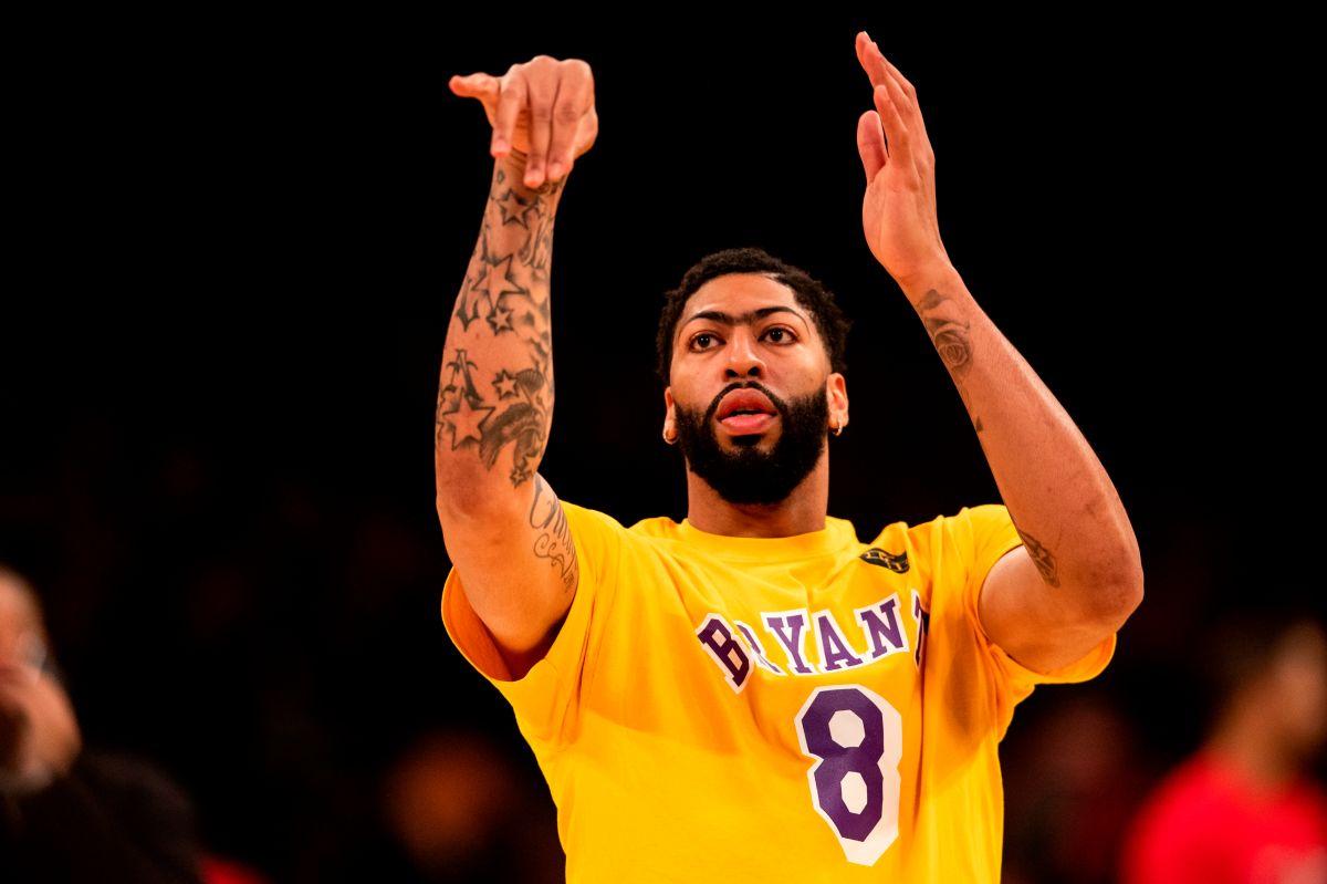 Por esta razón Anthony Davis se convierte en un problema para los Lakers