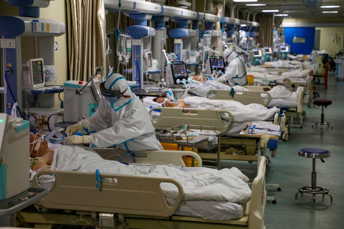 Ya hay más de 1,000 muertos por coronavirus. La cifra se disparó en los últimos días