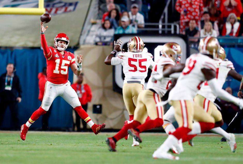 Jefe de Jefes: Mahomes levanta a los Chiefs en el cuarto periodo para ganar el Super Bowl