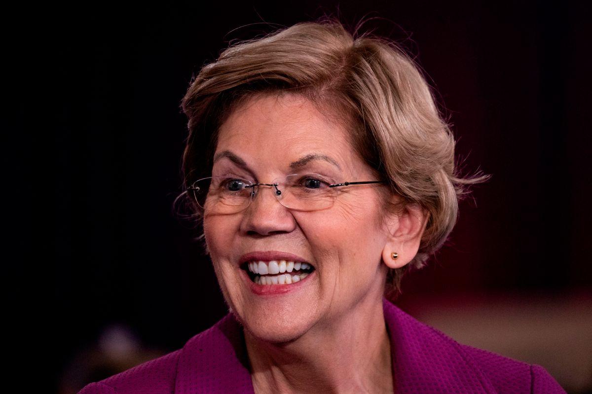 El discurso de Elizabeth Warren sobre las redadas a inmigrantes que generó gran ovación