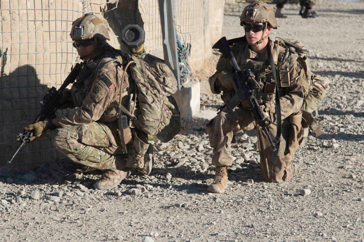 Reportan víctimas del ejército de EEUU en Afganistán tras un ataque durante una misión militar