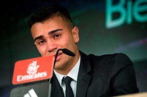 ¡Conmovedor! Entre lágrimas, el nuevo fichaje del Real Madrid confiesa que está viviendo un sueño