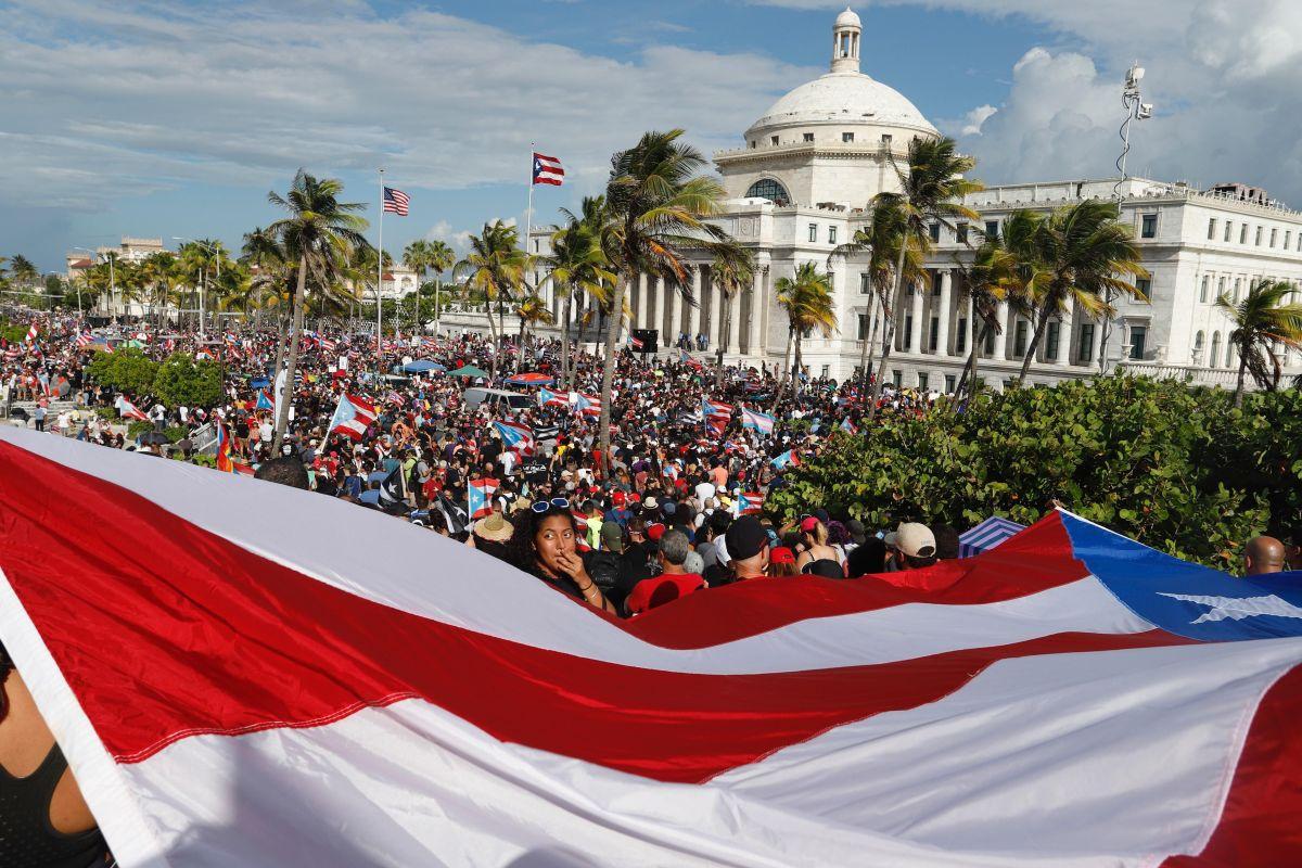 """La del """"Verano del 2019"""" fue una movilización histórica en Puerto Rico."""