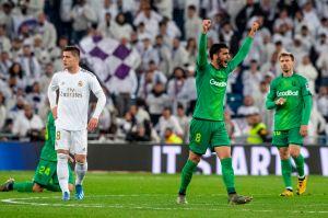 VIDEO: ¡Qué despistado! Así reaccionó un aficionado cuando se enteró que el Real Madrid no tendrá un partido de vuelta en la Copa del Rey y que ya está eliminado