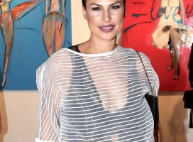 Ex esposa de Alejandro Sanz posa totalmente desnuda