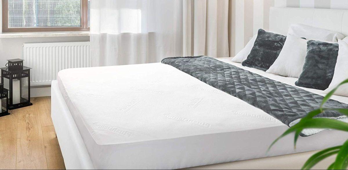4 cubiertas hipoalergénicas con las que podrás proteger tu colchón