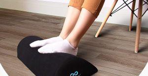 5 diseños de reposapiés que mejorarán la circulación de tus piernas y te aliviarán los dolores