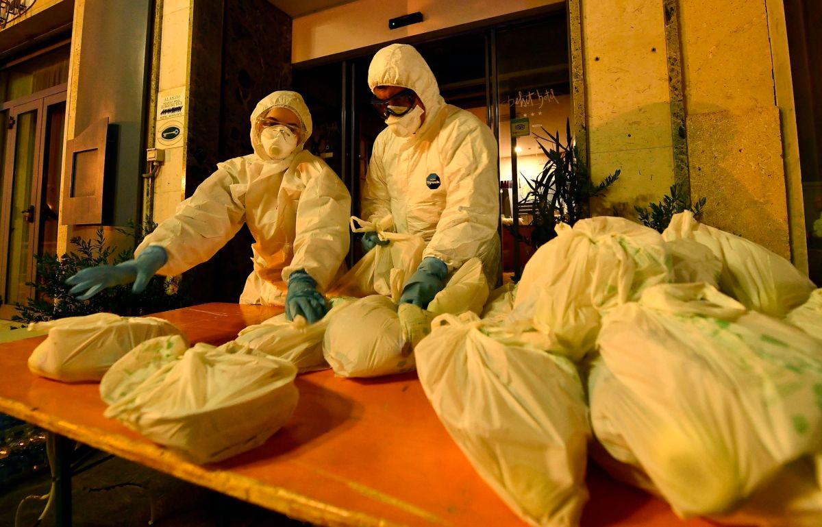 CDC anunció nuevos casos.